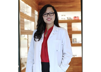 San Francisco pediatric optometrist Dr. Amy Tran, OD