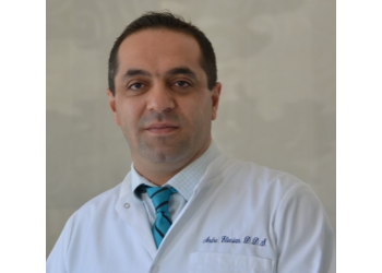 Glendale cosmetic dentist DR. ANDRE ELIASIAN, DDS