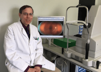 Pasadena eye doctor Dr. Andrew Gore, OD
