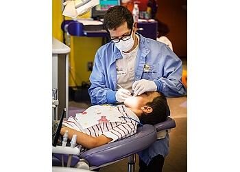 Oklahoma City kids dentist Dr. Andrew Guthrie, DDS, MSD