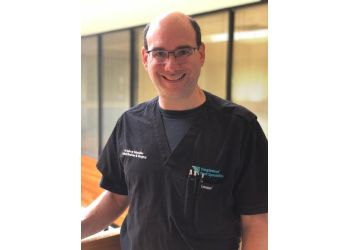 Houston podiatrist Dr. Andrew Schneider, DPM