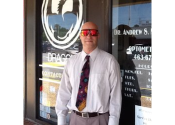 Virginia Beach pediatric optometrist Dr. Andrew S. Miller, OD