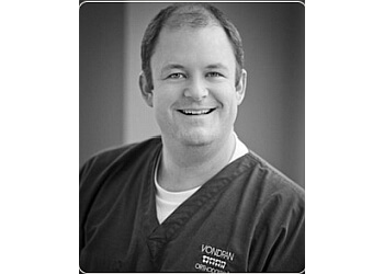 Little Rock orthodontist Dr. Andy Vondran, DDS, MDS