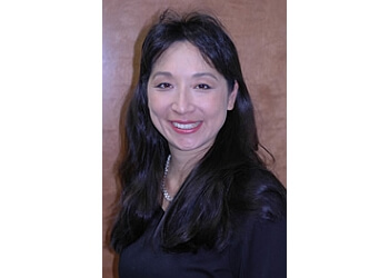 Arlington dermatologist Angela Y. Moore, MD