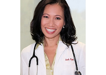 Anaheim gynecologist Dr. Anh Ngo, MD