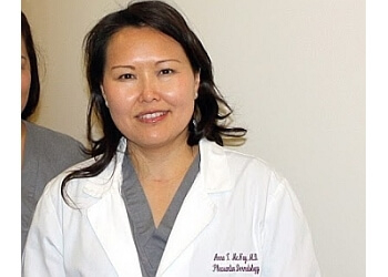Hayward dermatologist Dr. Anna T. McNay, MD