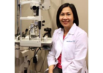 Houston eye doctor Dr. Anne Huyen Le, OD