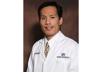 Port St Lucie pain management doctor  Anthony Afong, MD, DABPM