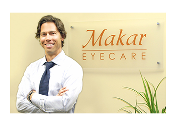 Anchorage eye doctor Dr. Anthony J. Makar, OD