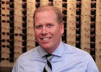 Jacksonville pediatric optometrist Dr. Anthony Potochick, OD