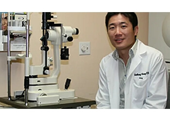Victorville eye doctor Dr. Anthony Wang, OD