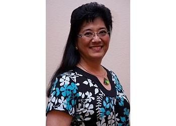 Sacramento pediatric optometrist Dr. April Omoto, OD