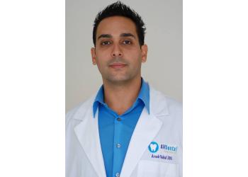 Jersey City dentist Dr. Arash Vahid, DDS