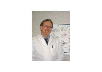Hampton podiatrist Dr. Arthur Wolfson, DPM