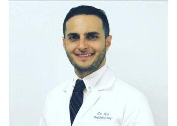 Los Angeles chiropractor Dr. Ash Khodabakhsh, DC