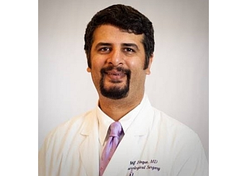 Fort Worth neurosurgeon Atif Haque, MD, FAANS, FACS