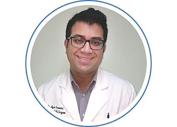 Newark podiatrist Dr. Ayan Goswami, DPM