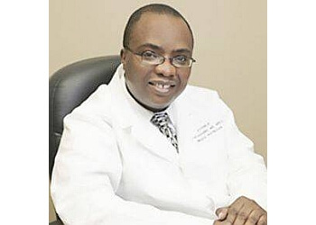 Midland gynecologist Dr. Ayodele Olowookere, MD