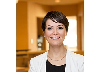 San Francisco dentist Dr. Azar Sona Saeidi, DMD