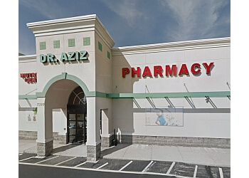 Indianapolis pharmacy Dr. Aziz Pharmacy