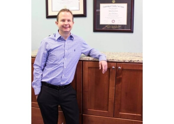 Salt Lake City cosmetic dentist Dr. B. Tysen Carter, DMD