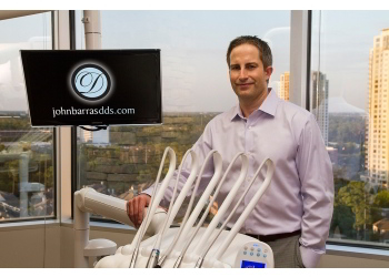 Houston dentist Dr. Barras, DDS, LVIF
