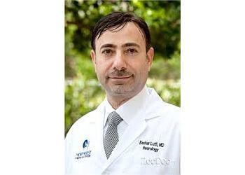 Coral Springs neurologist Dr. Bashar Lutfi, MD