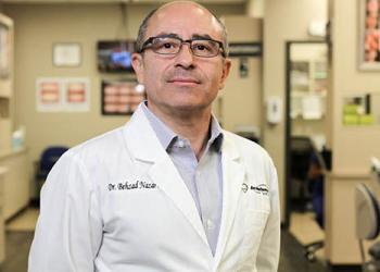 Houston dentist Behzad Nazari, DDS