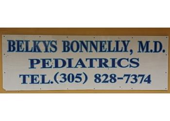 Hialeah pediatrician Dr. Belkys A. Bonnelly, MD