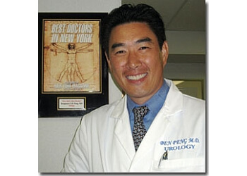 New York urologist Benjamin C. Peng, MD