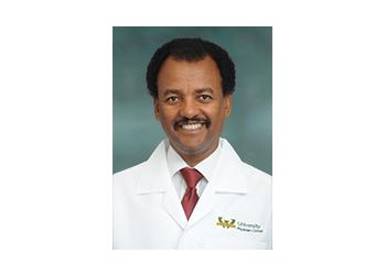 Detroit endocrinologist Dr. Berhane Seyoum, MD