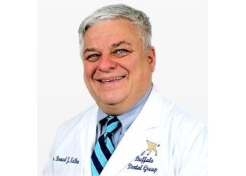 Buffalo dentist Dr. Bernard J. Kolber, DDS