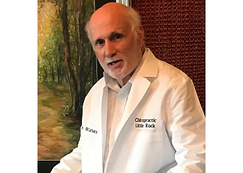 Little Rock chiropractor Dr. Bill Carbary
