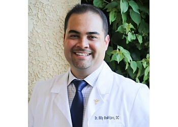Moreno Valley chiropractor Dr. Billy Rodriguez, DC