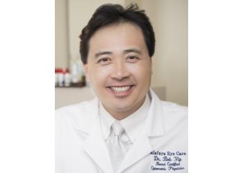 Orlando pediatric optometrist Dr. Bob Yip, OD