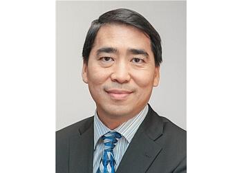Torrance pediatric optometrist Dr. Bogard Chang, OD
