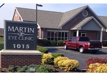 Fort Wayne pediatric optometrist Dr. Brad D. Martin, OD