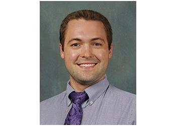 Springfield pediatric optometrist Dr. Braden G. Anderson, OD