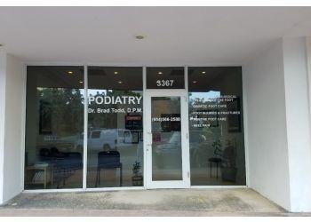 Fort Lauderdale podiatrist Dr. Bradley Todd, DPM