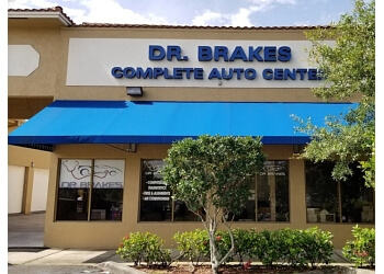 Coral Springs car repair shop Dr. Brakes - Complete Auto Center