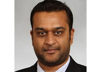 Vancouver neurologist Dr. Branaven Mahadeva, MD