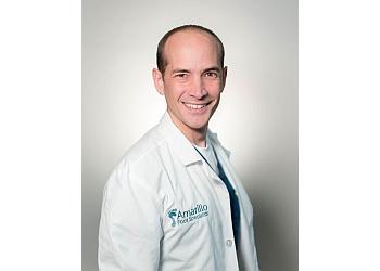 Amarillo podiatrist Dr. Brandon K. Holloway, DPM
