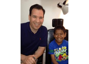 Downey pediatric optometrist Dr. Brandon Sanchez, OD