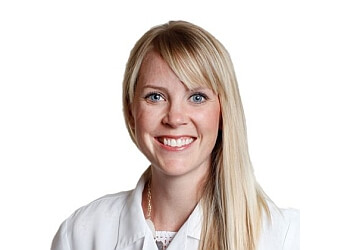 Olathe pediatric optometrist Dr. Breanne Niebuhr, OD