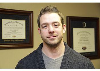 Tulsa chiropractor Dr. Breck Kasbaum, DC