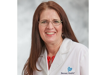 Mesa pediatrician Dr. Brenda Kronborg, DO