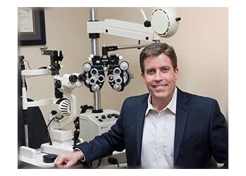 Corona eye doctor Dr. Brett Bowman, OD