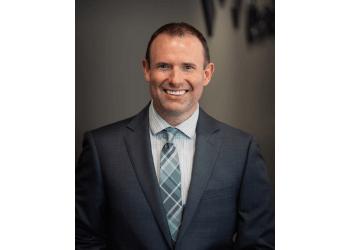 Topeka eye doctor Dr. Brett Oxandale, OD