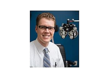 Thornton eye doctor Dr. Brian Abert, OD, FAAO