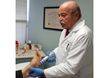 Providence podiatrist Dr. Brian Albano, DPM